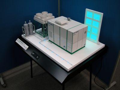 燃料電池模型